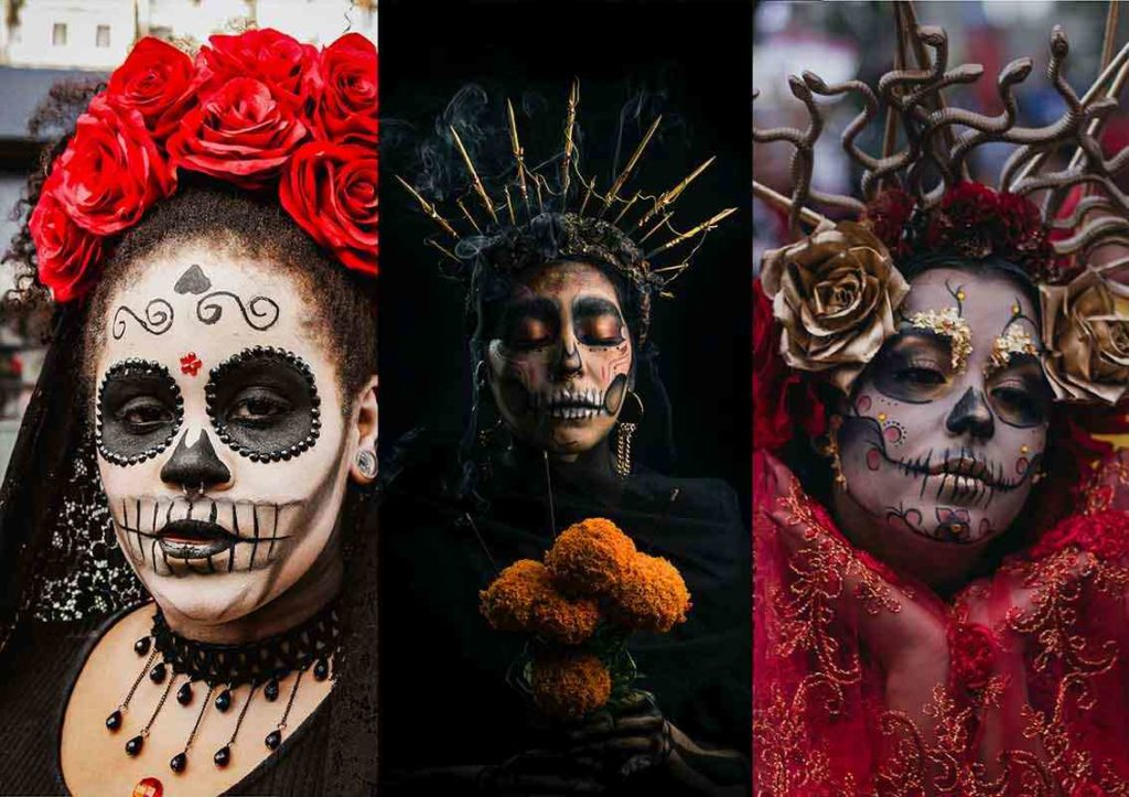 Day Of The Dead Costume Ideas