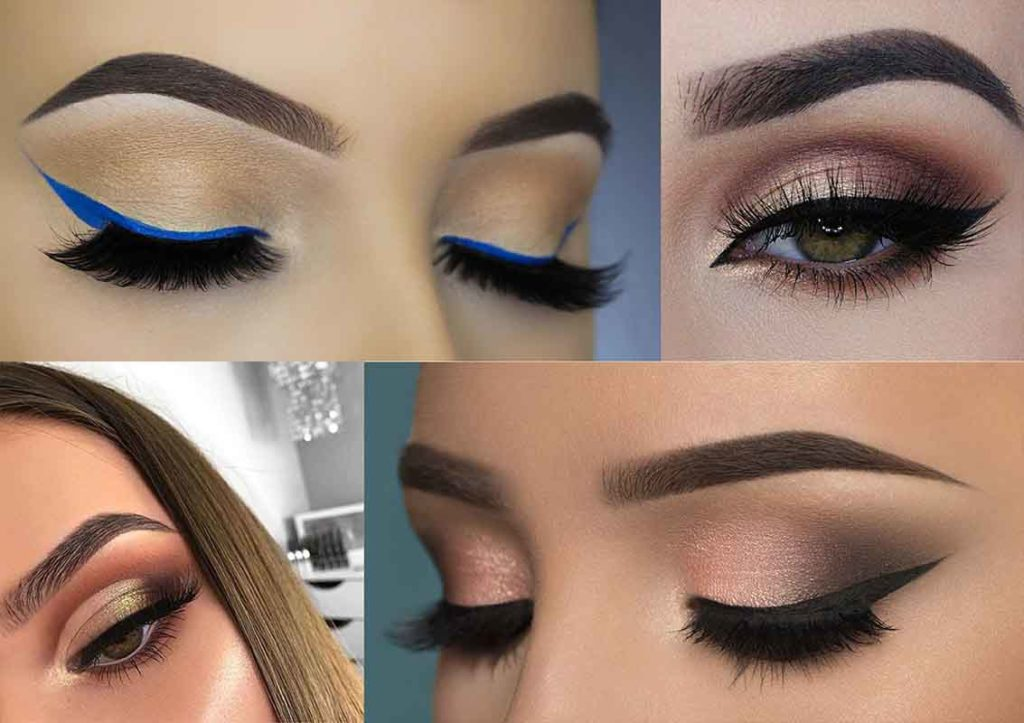 Eye shapes Makeup Designs