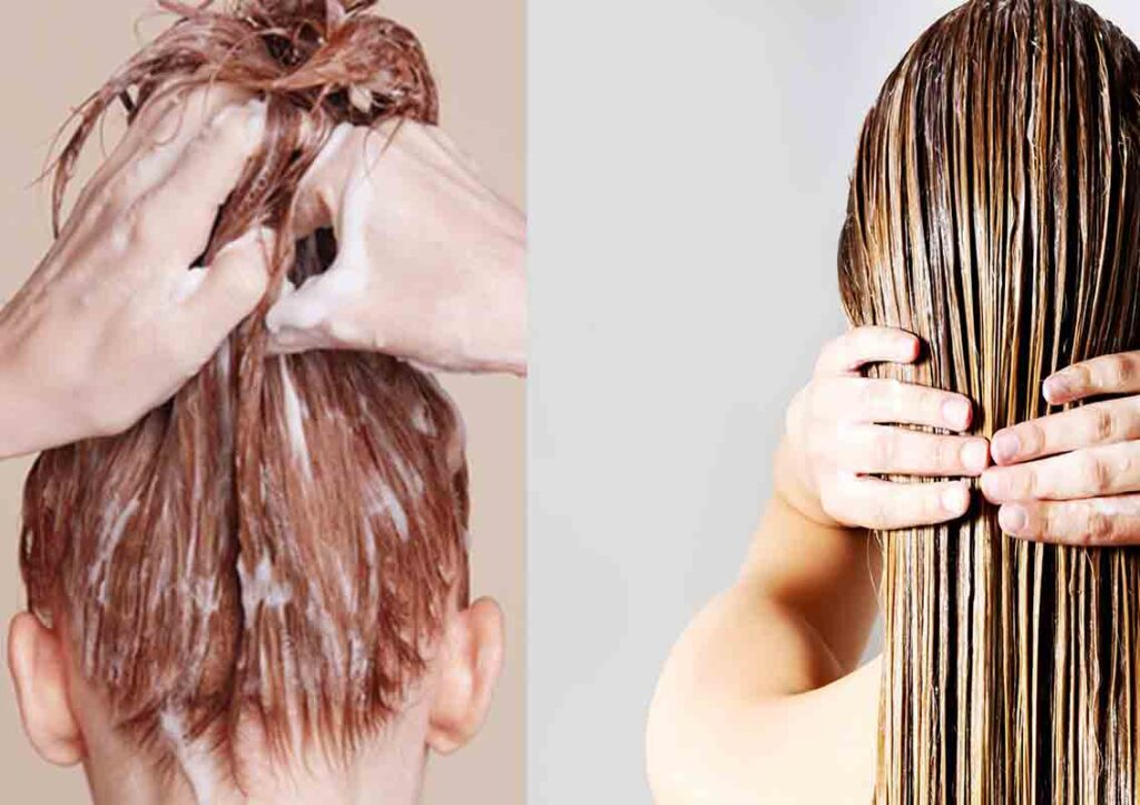 Remove Hair Dye Without Chemicals