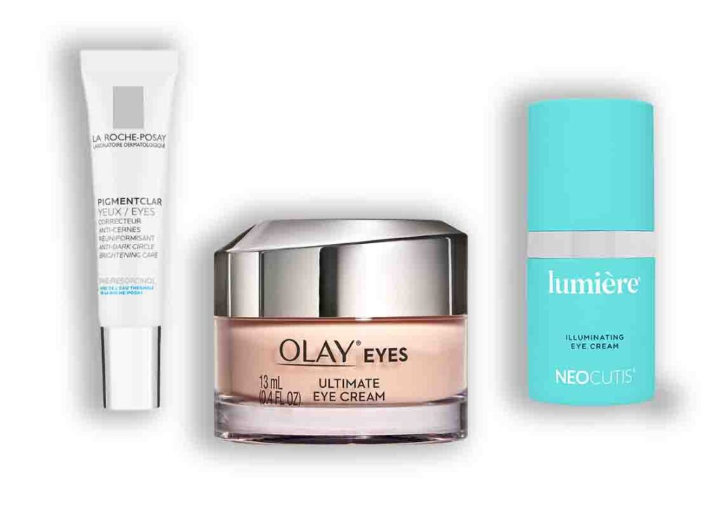 drugstore eye creams for for tackling under eye problems